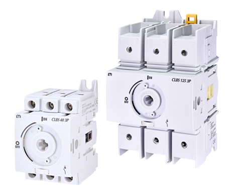 ETISWITCH CLBS 3p 16A ... 125A