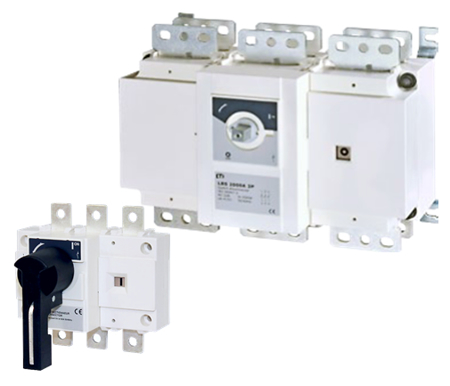 ETISWITCH LBS 160A ... 3200A