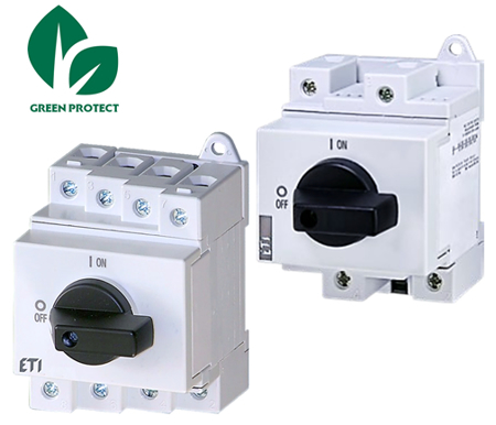 Interruptores modulares