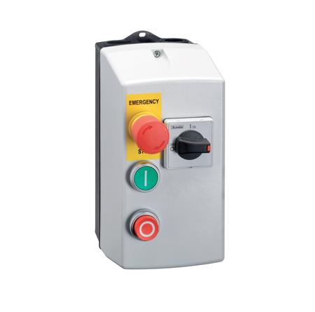 Interruptor ON-OFF + … + botão 0-I