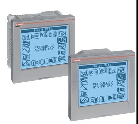 DMG900 expansíveis até 4 módulos EXP