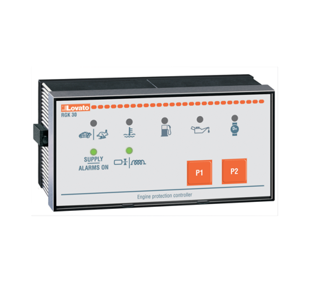RGK30 - Controlo e proteção de motores diesel