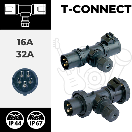 Distribuidores T-CONNECT