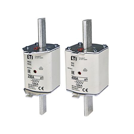 NH-2C + NH-2 500V gG