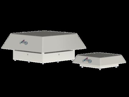 DLR - Campânulas de ventilação